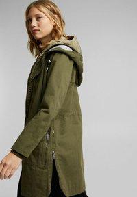 edc by Esprit - Winter jacket - khaki green - 4