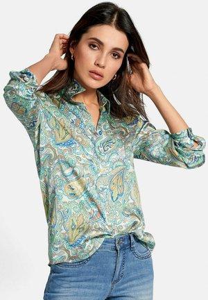 BLUSE BLUSE - Button-down blouse - multicolor