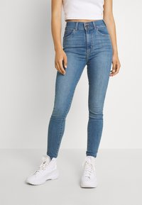 Levi's® - MILE HIGH ORANGE TAB - Jeans Skinny Fit - twice nice - 0