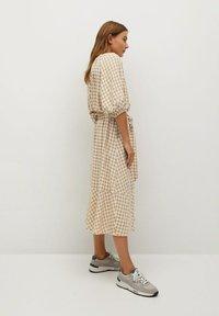 Mango - PICNIC - Maxi skirt - beige - 4