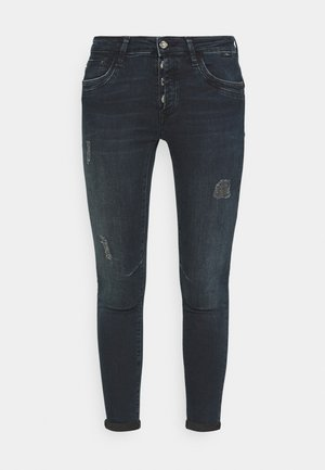 LEXY - Jeans Skinny Fit - dark blue denim