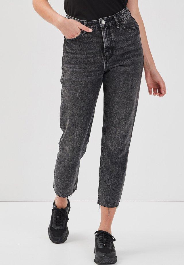 NORMALE  - Jeans a sigaretta - denim gris
