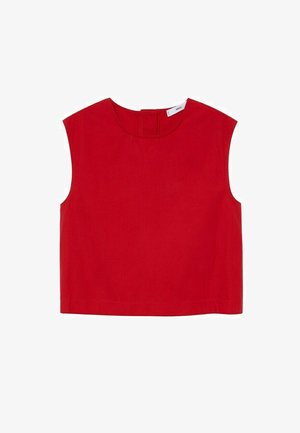 TAGADAB-H - Top - red