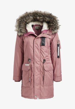 MISCHA - Winter coat - rose