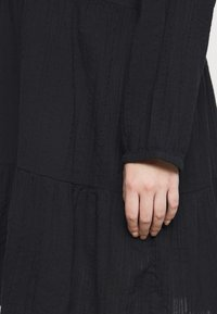 Kaffe Curve - KOBINE DRESS - Day dress - black deep - 5