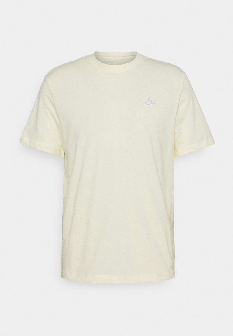 Nike Sportswear - CLUB TEE - T-shirt - bas - coconut milk