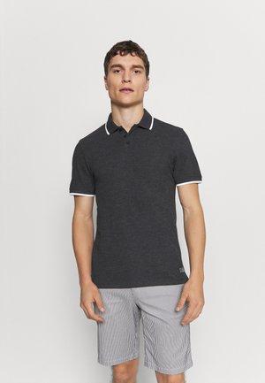 KURZARM - Polo shirt - grey