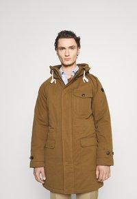 Scotch & Soda - CLASSIC PADDED JACKET - Winter coat - fawn - 0
