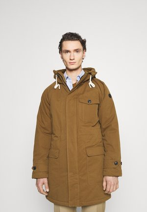 CLASSIC PADDED JACKET - Winter coat - fawn