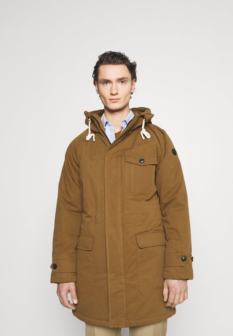 Scotch & Soda - CLASSIC PADDED JACKET - Winter coat - fawn