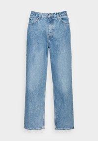 Weekday - GALAXY - Jeans straight leg - hanson blue - 3