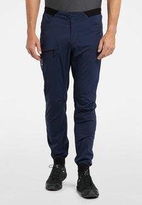 Haglöfs - Trousers - tarn blue - 0