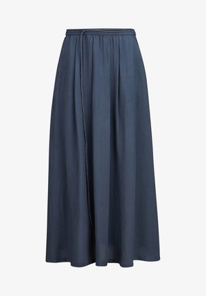Pleated skirt - graphit