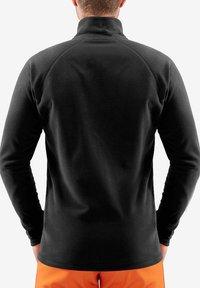 Haglöfs - ASTRO JACKET - Fleece jacket - true black - 1