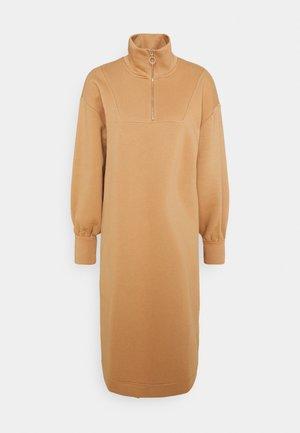 OBJAGNES DRESS - Day dress - chipmunk