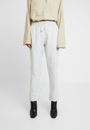 PANTALONE - Trousers - grey