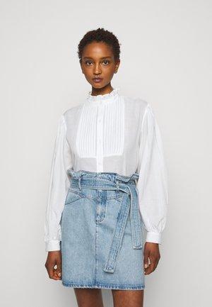 CHATELLE - Button-down blouse - ecru