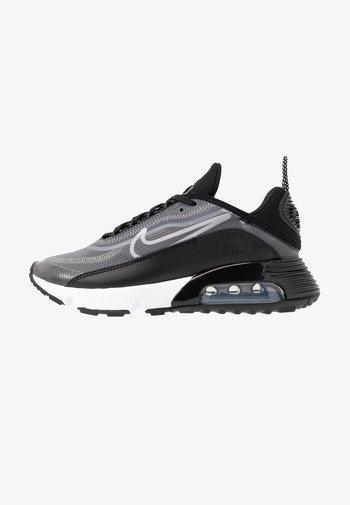 AIR MAX 2090 - Sneakers - black/white/metallic silver