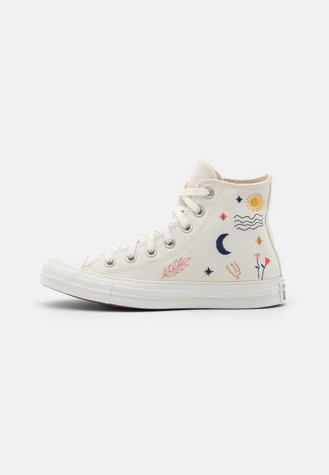 CHUCK TAYLOR ALL STAR - Baskets montantes - egret/vintage white/black