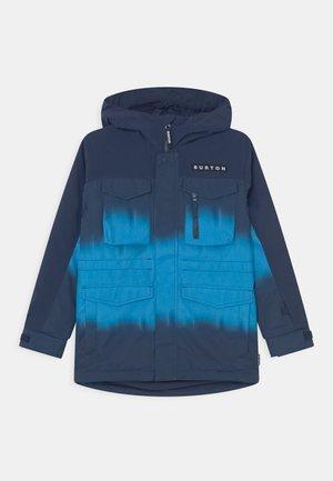 BOYS COVERT - Snowboardová bunda - blue
