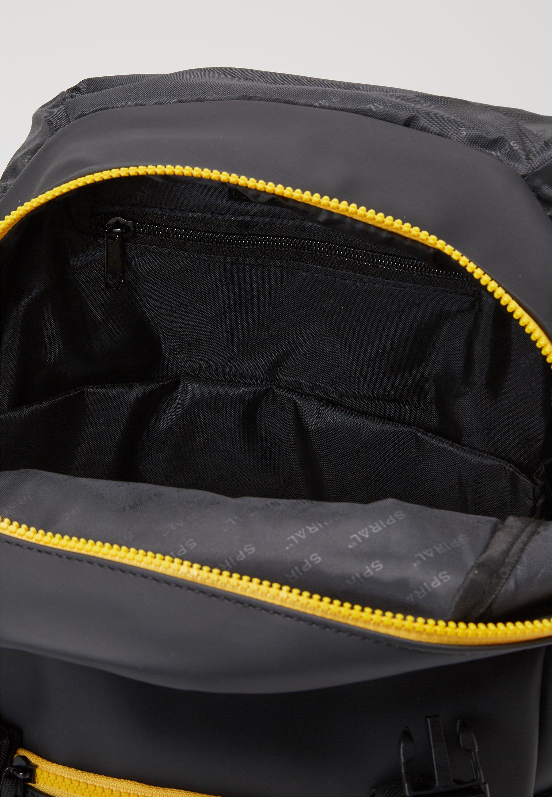 Spiral Bags CLIMATE - Tagesrucksack - black/schwarz - Herrentaschen xhjkd