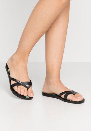 KIREI  - Pool shoes - black