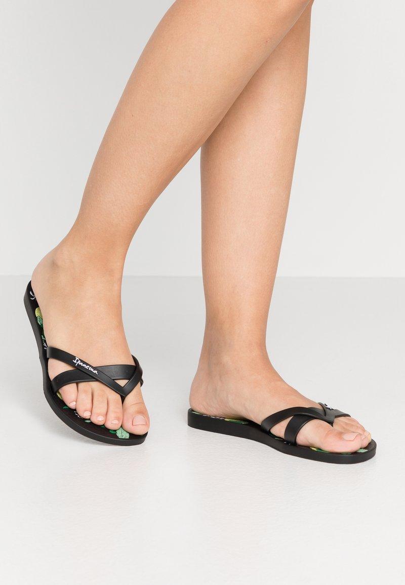 Ipanema - KIREI  - Pool shoes - black
