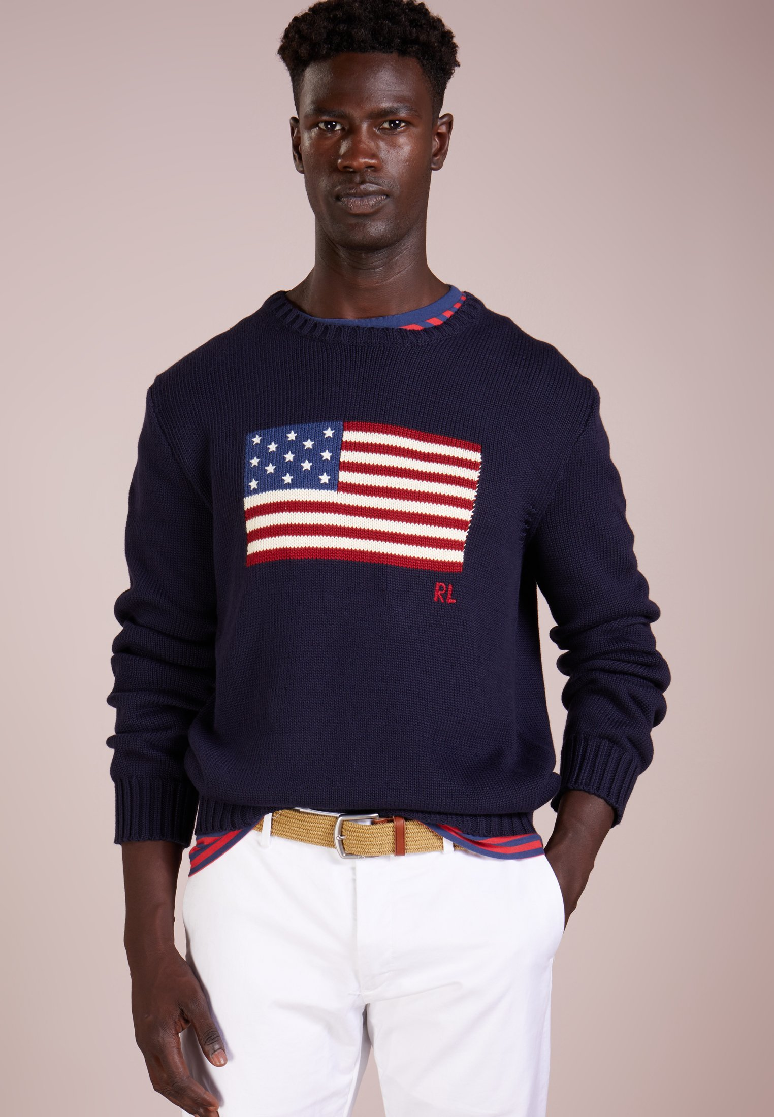 Homme FLAG - Pullover