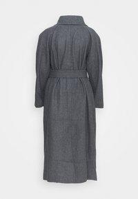 Weekday - KIA BLEND COAT - Zimní kabát - antracit melange - 7