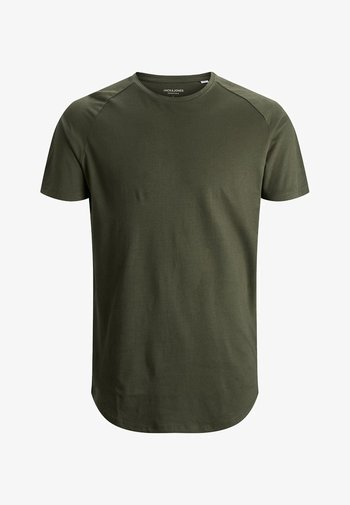 JJECURVED TEE O NECK
