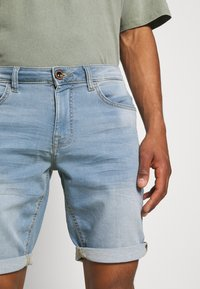 Cars Jeans - SEATLE - Shorts di jeans - bleach used - 3