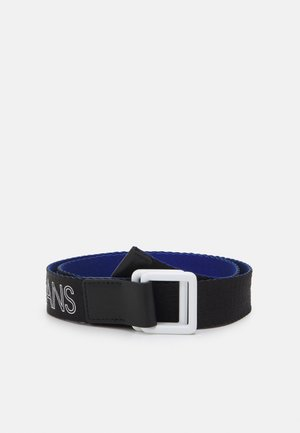 TWO TONE REVERSIBLE BELT UNISEX - Pasek - ultra blue