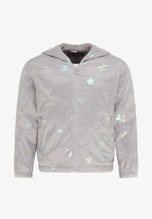Summer jacket - grau