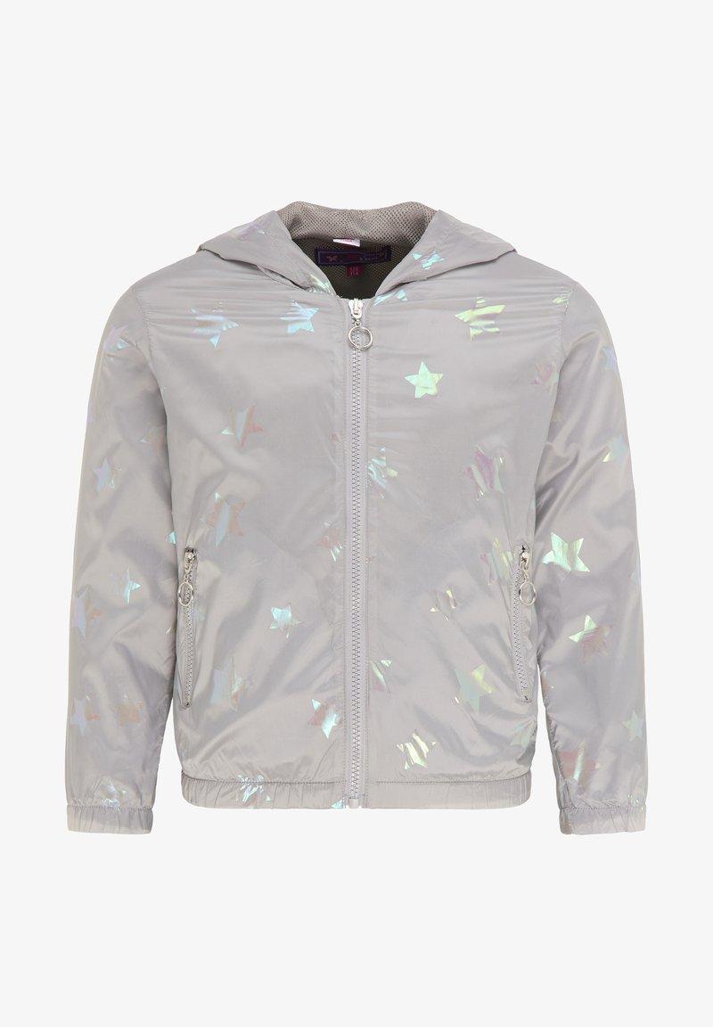 myMo KIDS - Summer jacket - grau