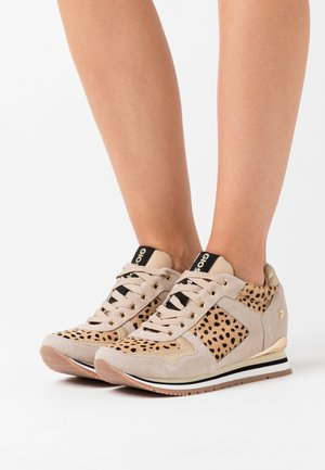 ANSTY - Sneakers - beige