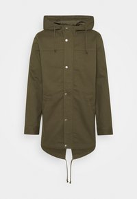 Only & Sons - ONSALEX SPRING - Parka - olive night - 4