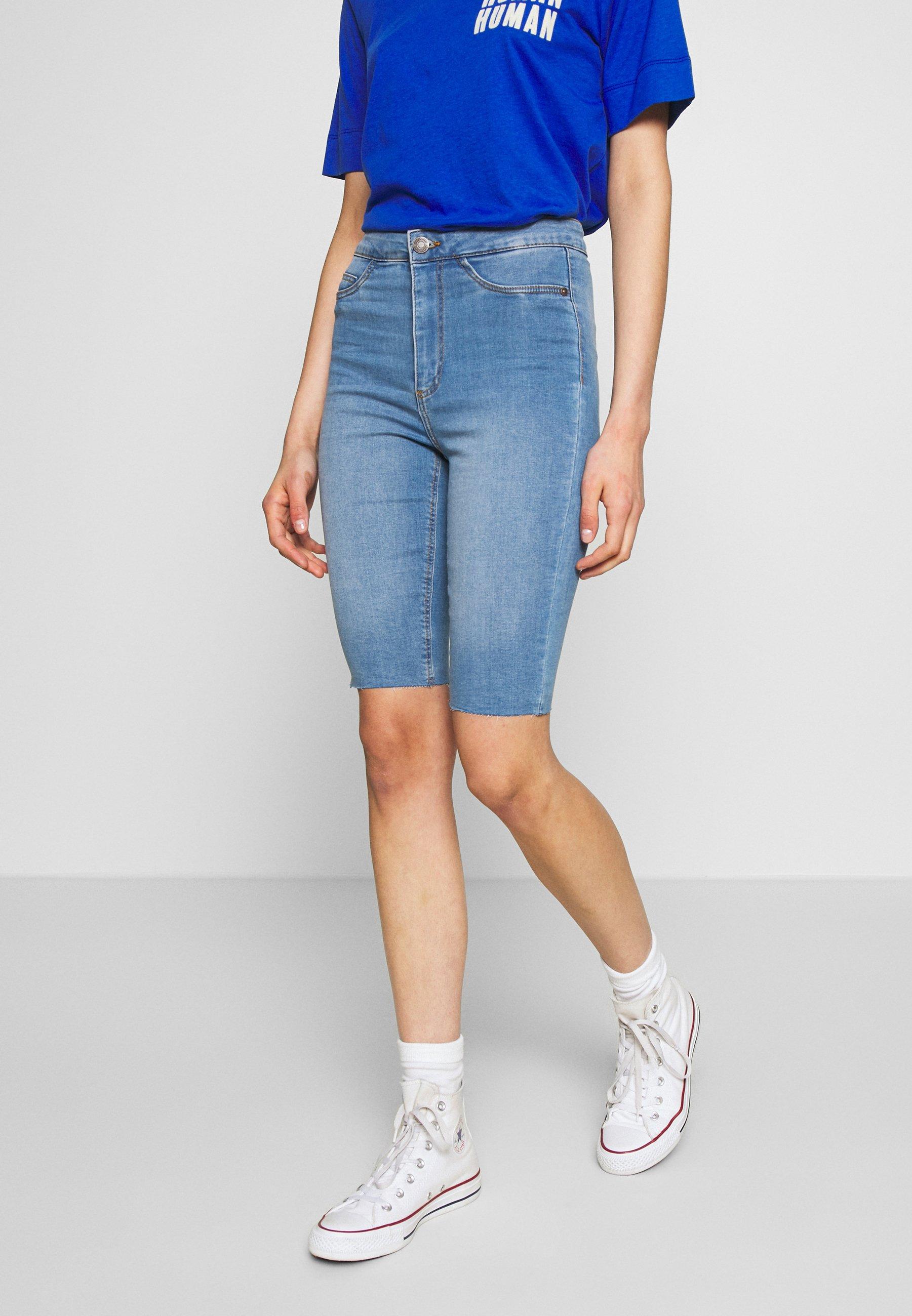 Damer NMBE CALLIE - Jeans Short / cowboy shorts
