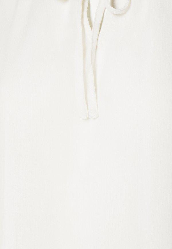 ONLY Petite ONLLORENA - Bluzka - cloud dancer/biały YLLP