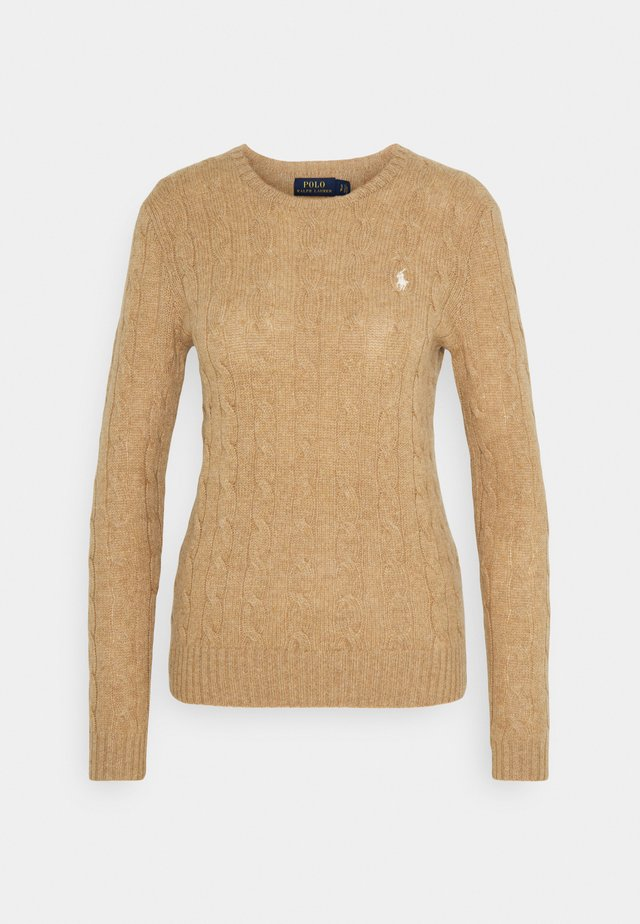 JULIANNA  - Strickpullover - luxury beige heat