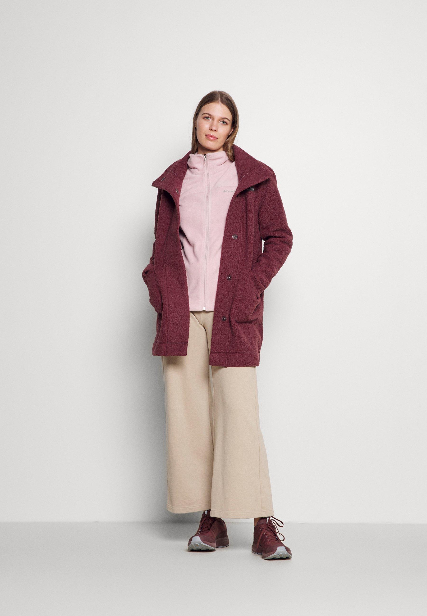Women PANORAMA™ LONG JACKET - Fleece jacket