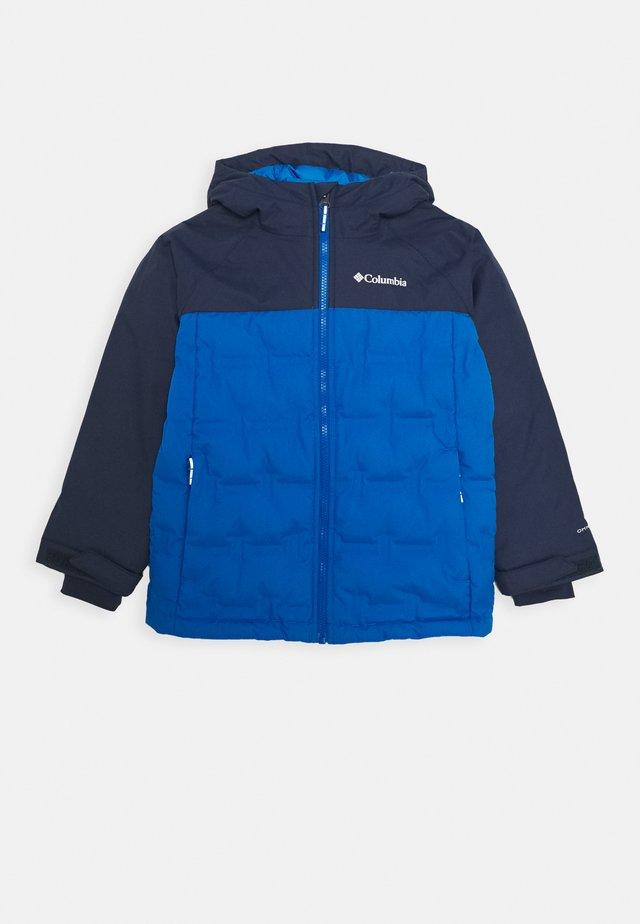 GRAND TREK JACKET - Down jacket - bright indigo/collegiate navy