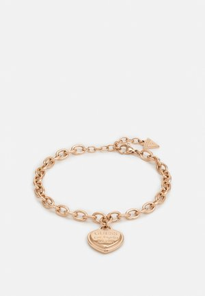 FOLLOW MY CHARM - Bracelet - rose gold-coloured