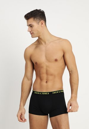 5 PACK TRUNK - Pants - black