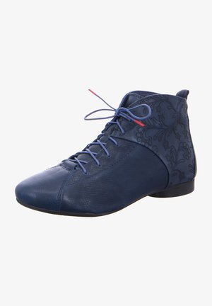 GUAD - Lace-up ankle boots - blau
