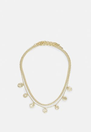 NECKLACE POESY 2 PACK - Halsband - gold-coloured