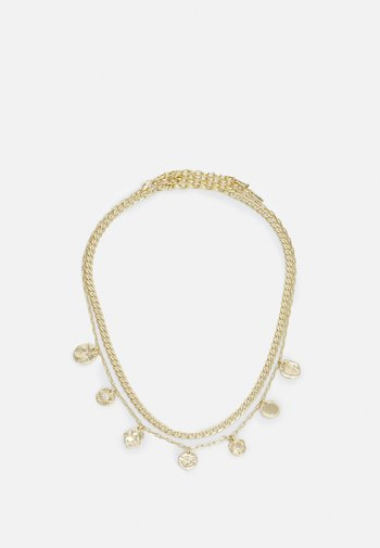 NECKLACE POESY 2 PACK - Necklace - gold-coloured