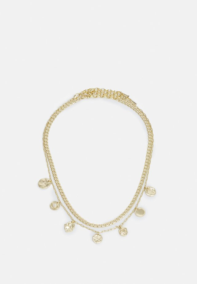 NECKLACE POESY 2 PACK - Collana - gold-coloured