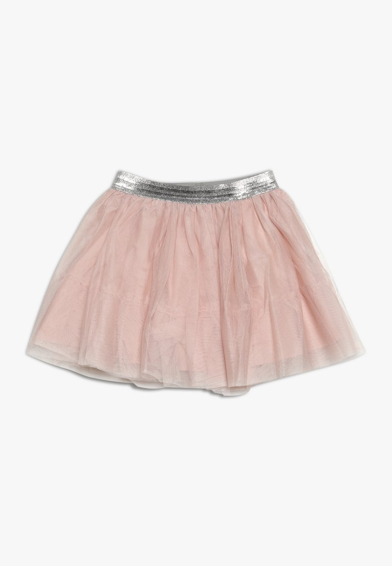 Name it - NMFTULLU SKIRT - Spódnica mini - rose cloud