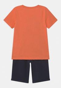 Name it - NKMVIGANO SET - T-shirts print - dark sapphire - 1