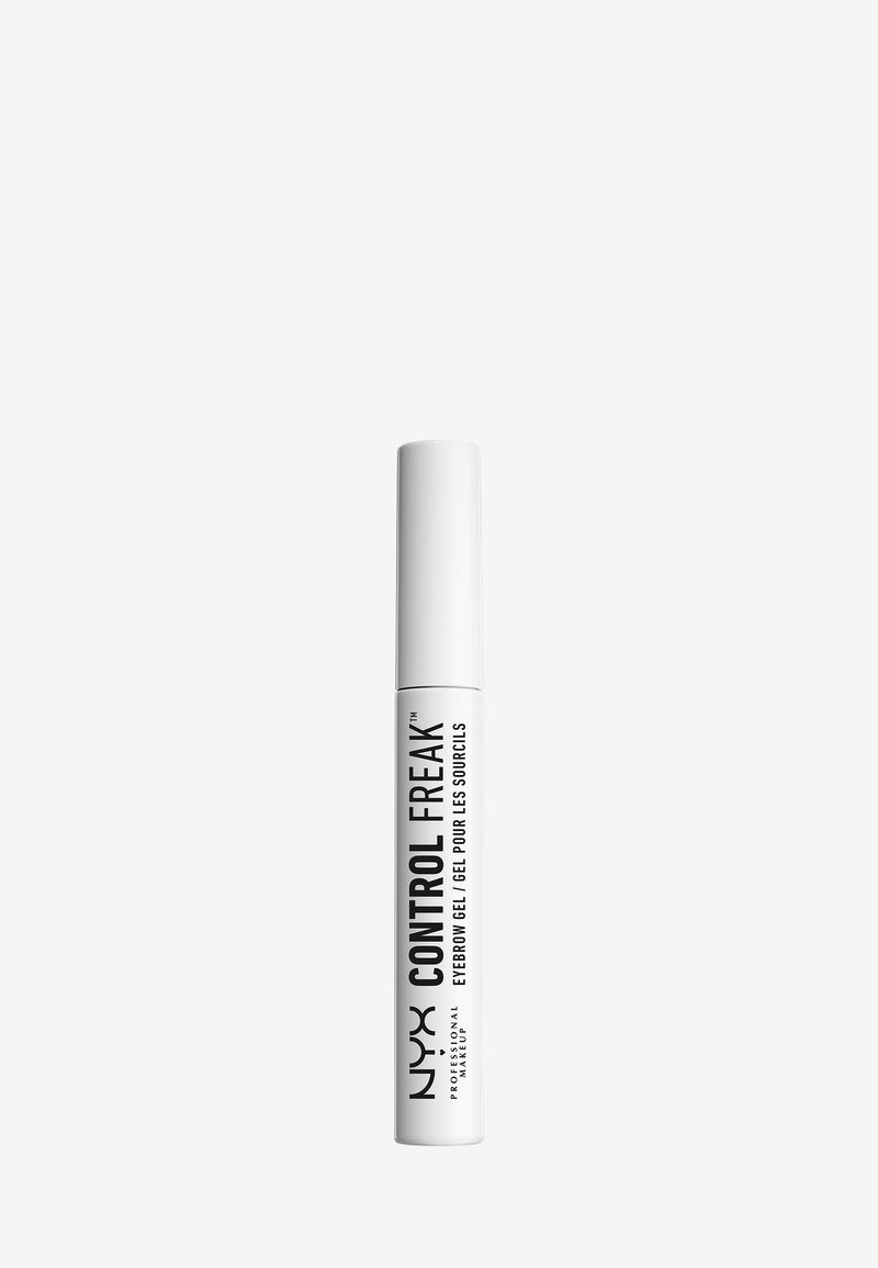 Nyx Professional Makeup - AUGENBRAUENSTIFT CONTROL FREAK EYEBROW GEL - Øjenbrynsgel - 1 clear